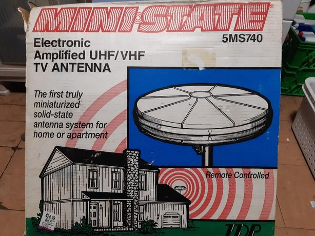Outdoor Electronic Amplified tv antenna