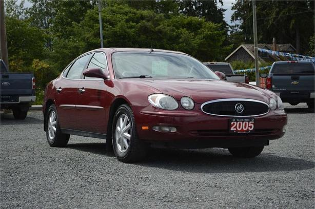 2005 Buick Allure 4dr Sdn CX