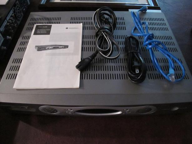 Motorola Cable box