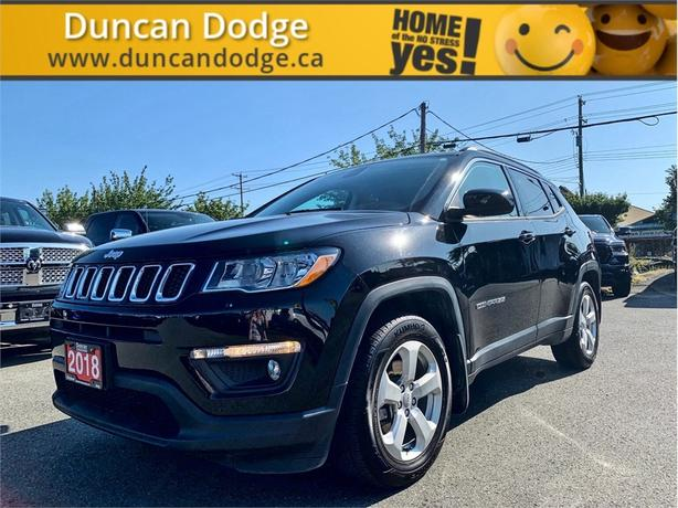 2018 Jeep Compass North *ONE OWNER* *NO ACCIDENTS*
