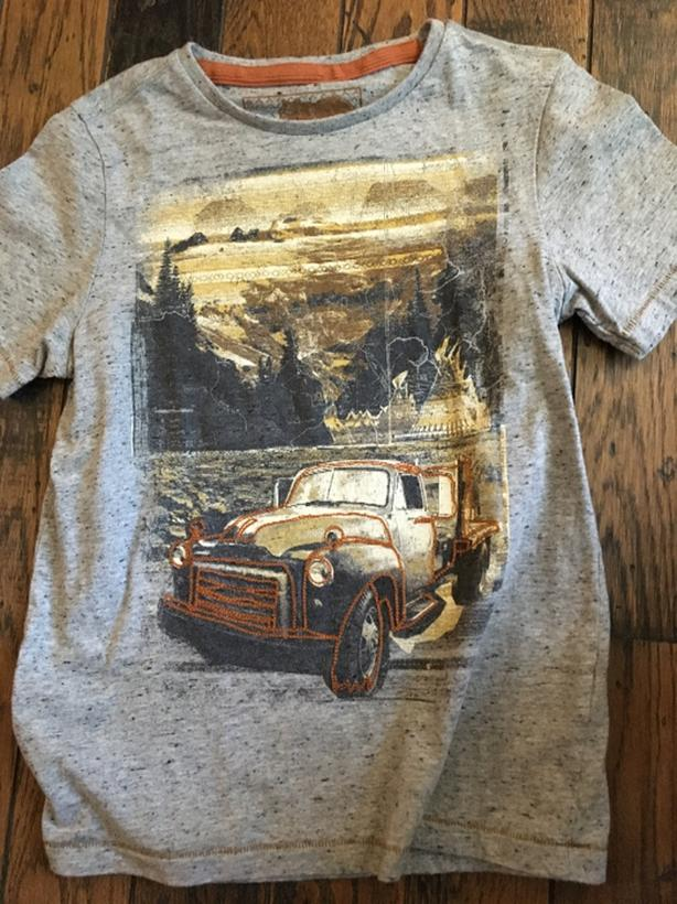 T-shirt size 9-10 years from Marks and Spencers