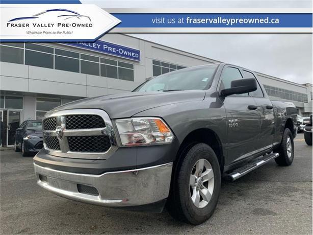 2013 Ram 1500 ST  - $188 B/W