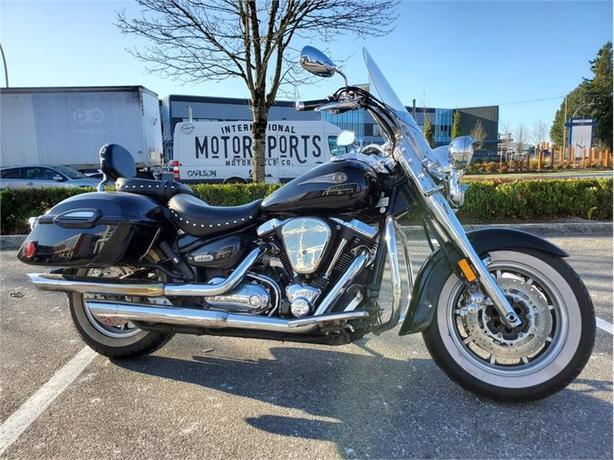 2005 Yamaha Road Star Midnight Star XV1700A