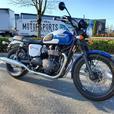 2015 Triumph Bonneville T214 Special Edition