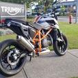 2014 KTM 690 Duke ABS