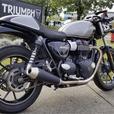 2017 Triumph BONNEVILLE STREET CUP