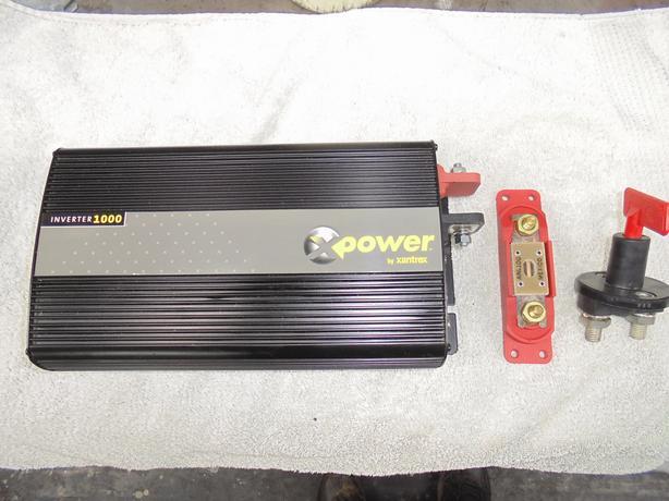 Xantrex 1000 watt inverter
