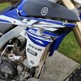 2015 Yamaha YZ®250 FX