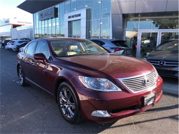 2008 Lexus LS 460 Premium Package No Accidents Service History