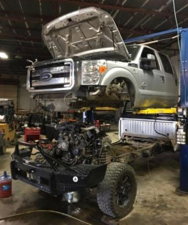 WANTED: 2011 and Newer Ford F150-F350 Project