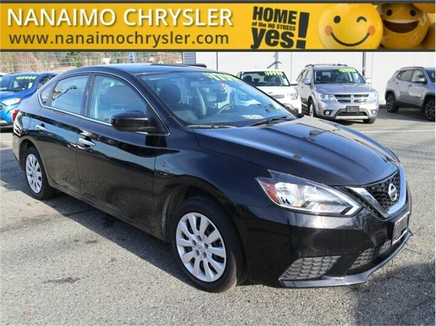 2019 Nissan Sentra SV No Accidents Heated Seats
