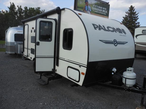 2015 Palomino Palomini 179BHS Travel Trailer