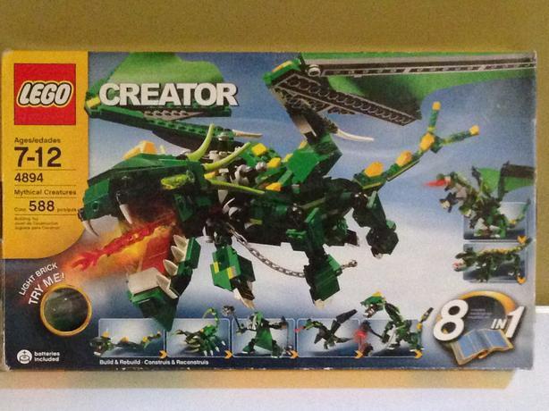 ~*~ LEGO Creators Mythical Creatures~*~