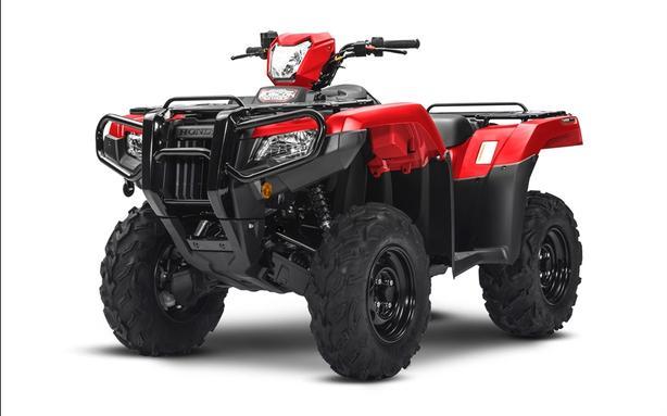 2020 Honda Rubicon 520 IRS EPS - TRX520FM6