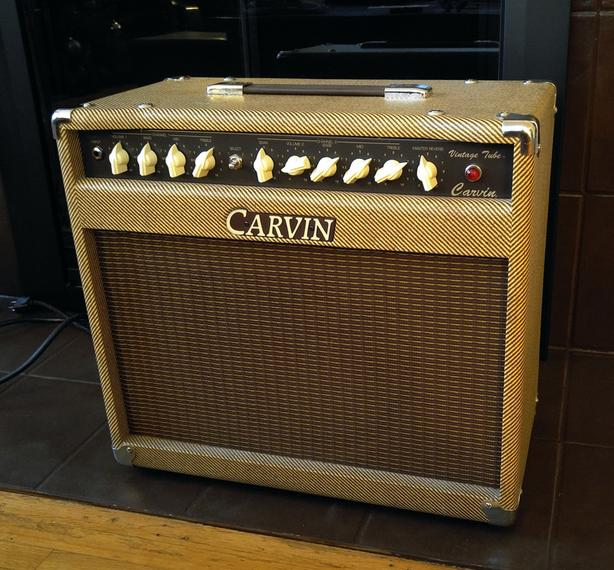 Carvin NOMAD 50