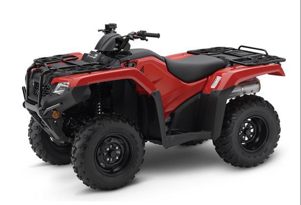 2020 Honda TRX420 Rancher - TRX420FM1