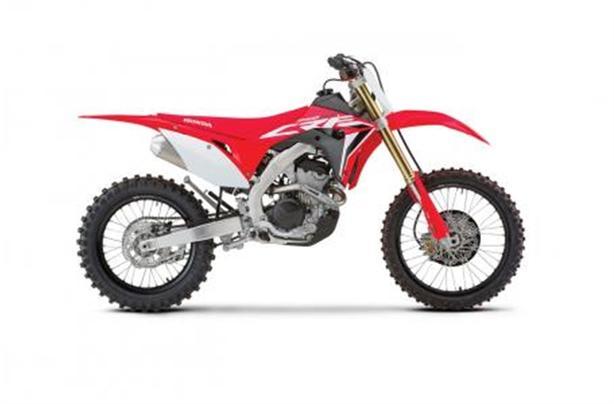 2020 Honda CRF250RX
