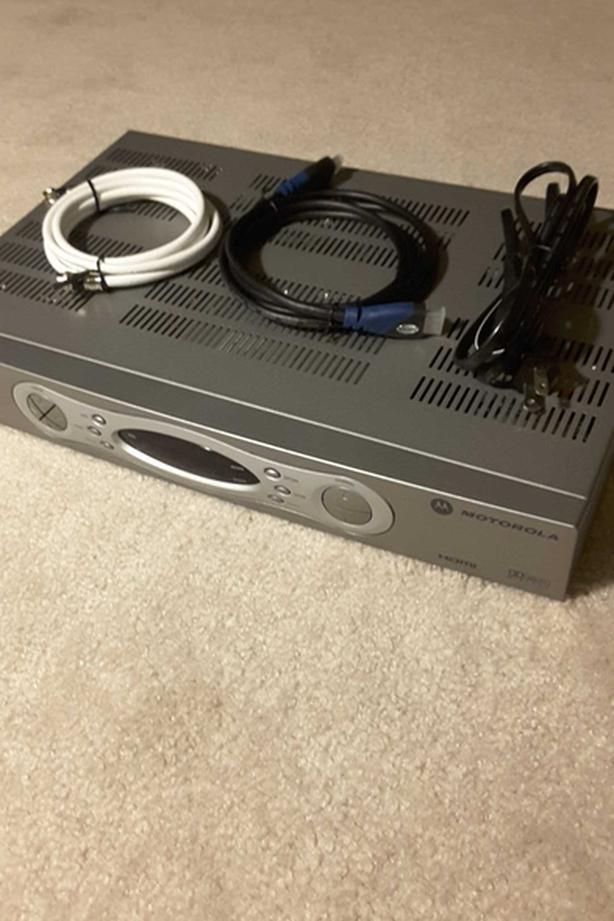 PVR - Motorola DCT3416
