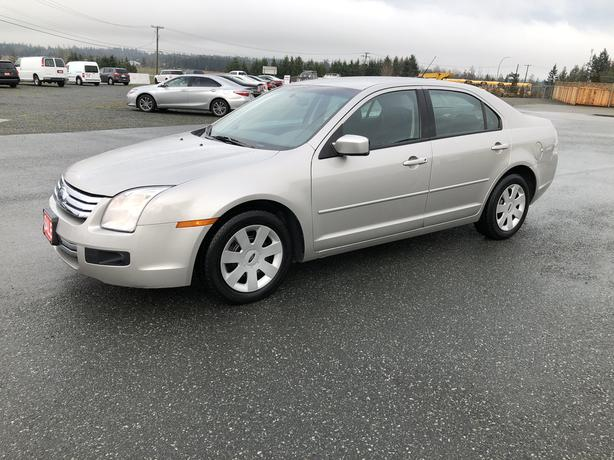 2008 Ford Fusion SE Sedan, 2.3L 4CYL, Automatic, Only 98,690Kms, One Owner