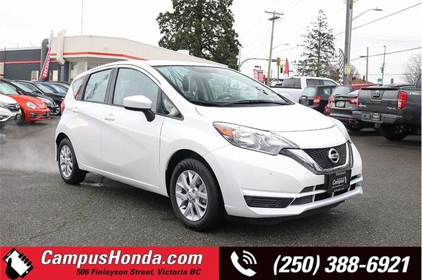 2019 Nissan Versa Note SV | One Owner | No Accidents | Low KM's