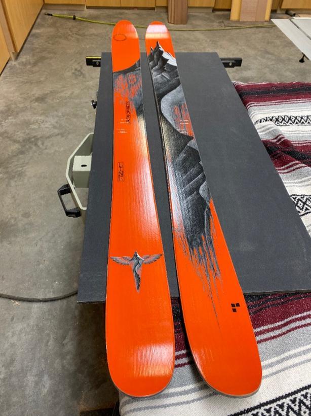line magnum opus skis