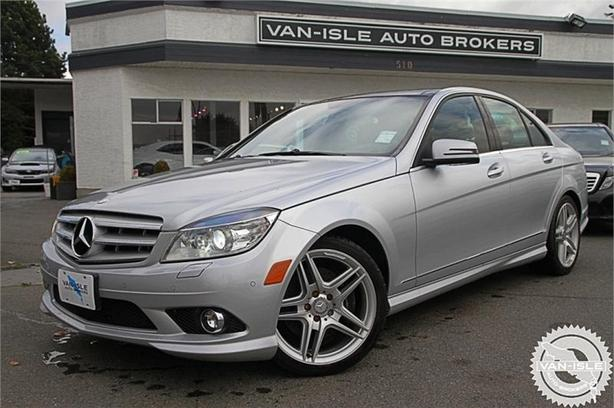 2010 Mercedes-Benz C-Class C 350 AMG APPEARANCE