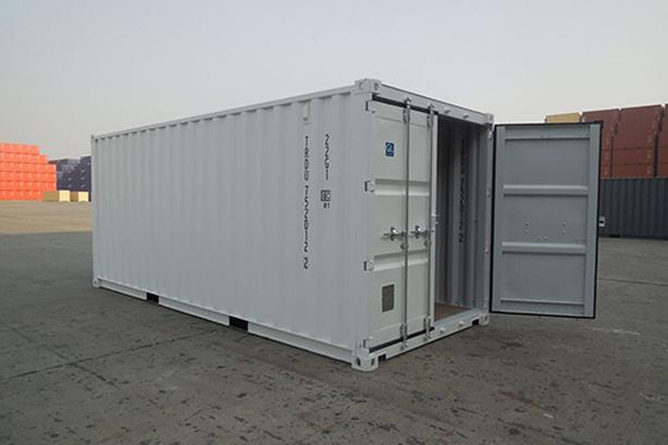 Shipping container 8 x 20 - Mobile