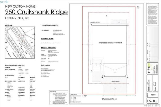 950 Cruikshank Ridge