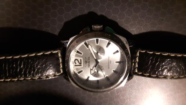 INVICTA Men's Watch, 44 mm Stainless Case.
