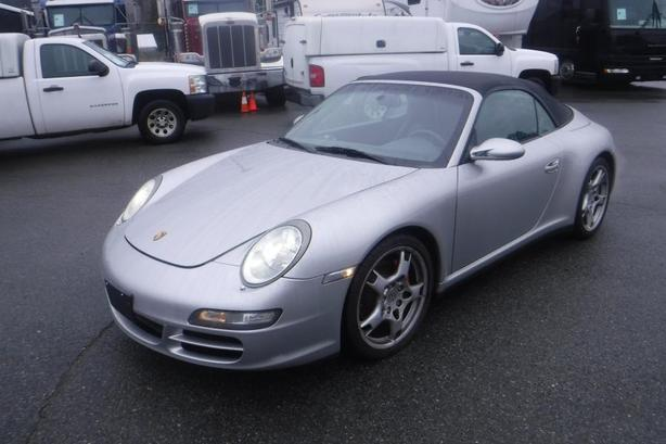 2006 Porsche 911 Carrera 4S Cabriolet Convertible