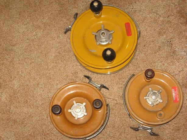 3 Alvey fishing reels , trolling salmon  All for $35