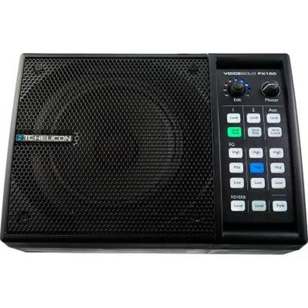 TC Helicon Voice solo FX 150