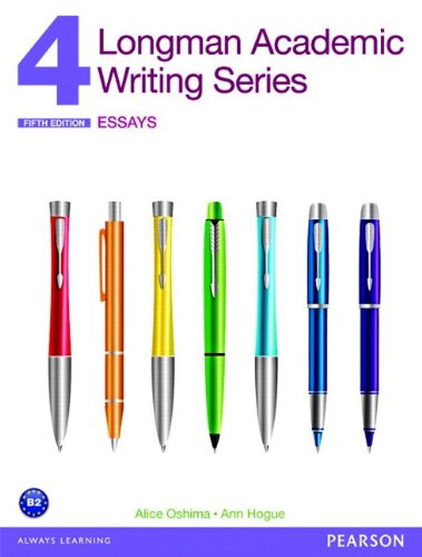 Used Longman Academic Writing 4: Essays (5th Edition)