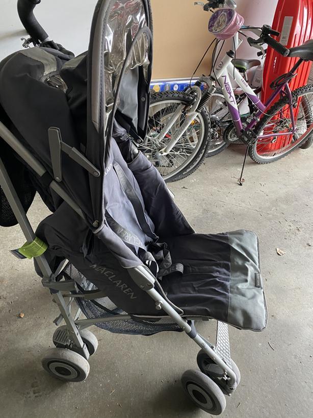 Maclaren strollers