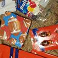 football superbowl decorations party pack