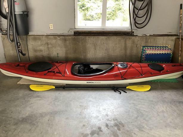 Kayak - Reduced for quick sale
