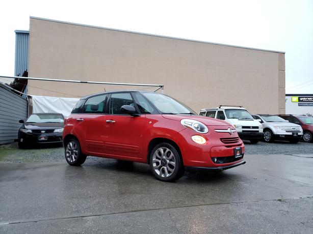 ** 2014 Fiat 500L - AUTOMATIC - 4 Cyl. - ONLY 41,000Kms.