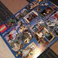 LEGO brand new 60174 mountain police 663 pieces