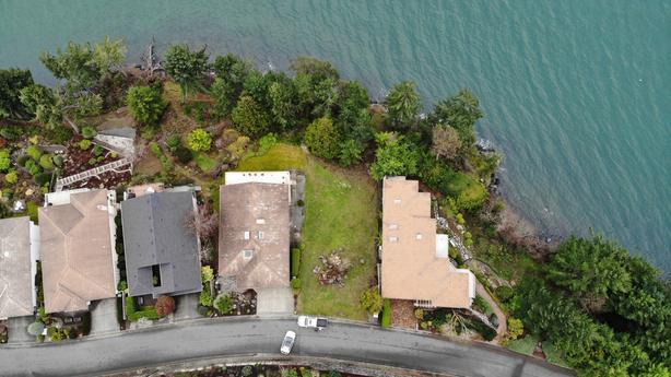 Oceanfront Lot in Arbutus Ridge