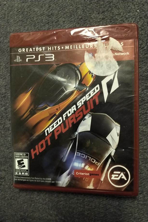 Need for speed - PS3