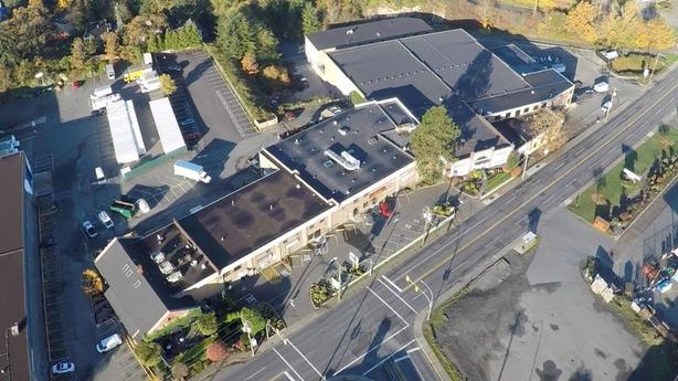 Commercial Storage Space Available in Saanich