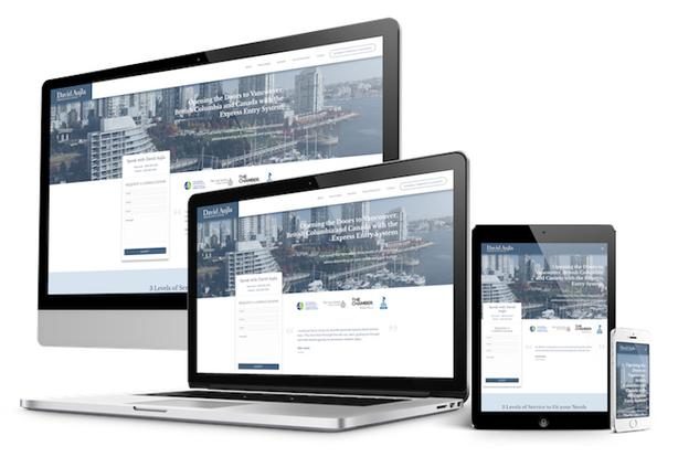 Reliable Website Designer Specializing in Law Firms