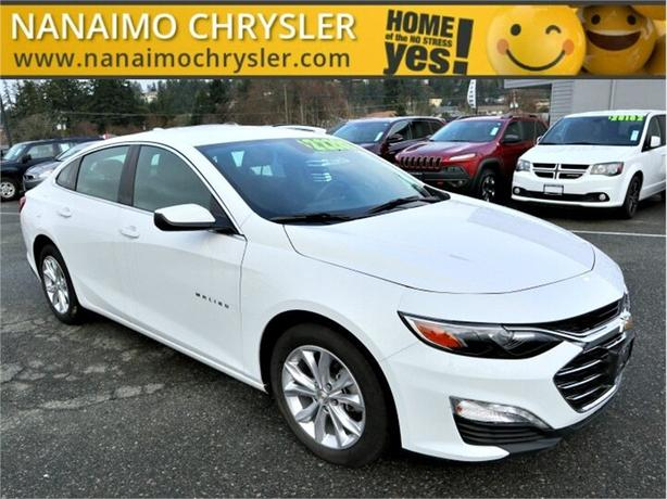 2019 Chevrolet Malibu LT No Accidents Remote Start