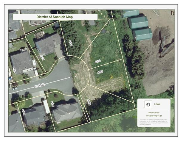Building Lots for sale in Saanich