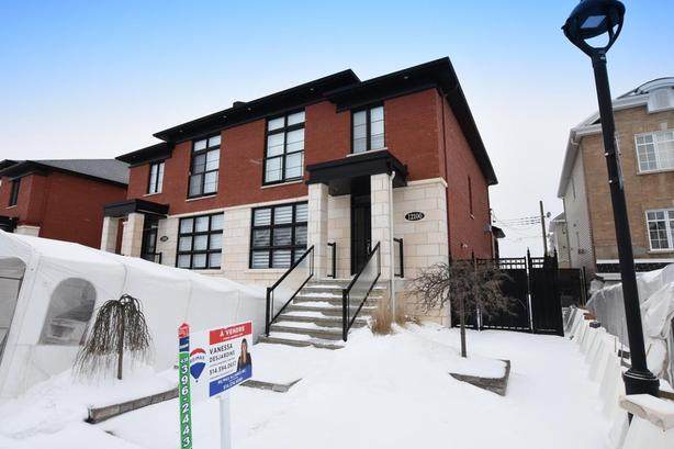 Elegant and bright semi-detached house in Riviere-des-Prairies