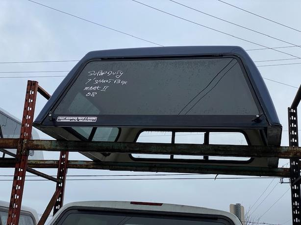 CANOPY FOR A FORD SUPER DUTY 7 FT