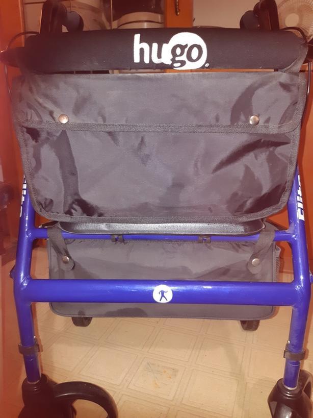 Hugo elite rollator