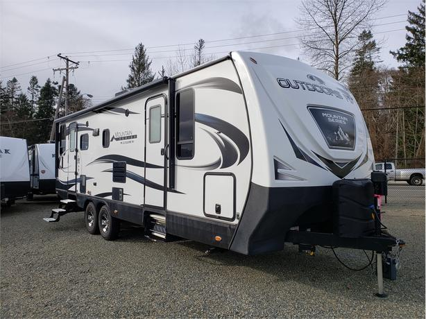 2020 Outdoors RV Timber Ridge Mountain Series 25RDS