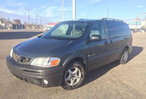 2004 Pontiac Montana Extended mini van reduced