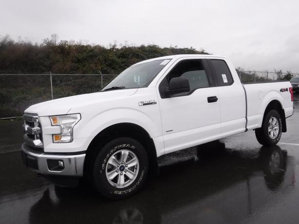 2015 Ford F-150 Ecoboost XLT SuperCab 6.5-ft. 4WD